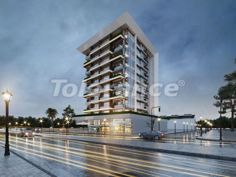 Modern offices in Mezitli, Mersin for investment from the best developer - 44554 | Tolerance Homes
