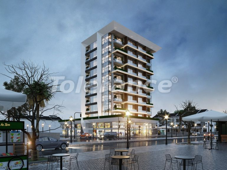 Modern offices in Mezitli, Mersin for investment from the best developer - 44551 | Tolerance Homes