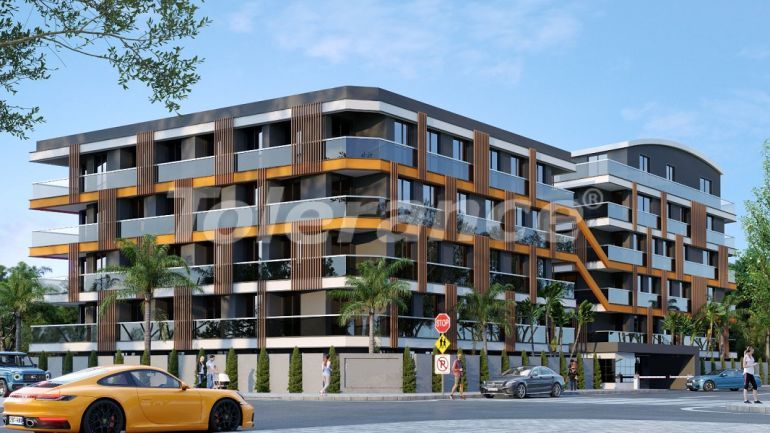 Modern apartments in Muratpaşa, Antalya with interest-free installments from the developer - 44706   Tolerance Homes