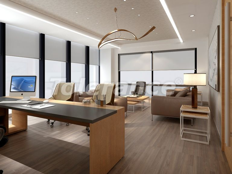 Offices in Tarsus, Mersin with installments from the developer - 44740 | Tolerance Homes