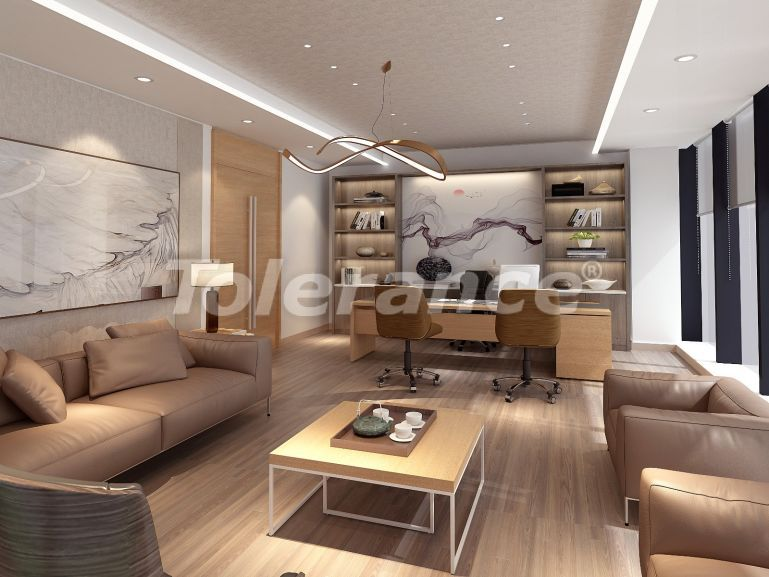 Offices in Tarsus, Mersin with installments from the developer - 44738 | Tolerance Homes