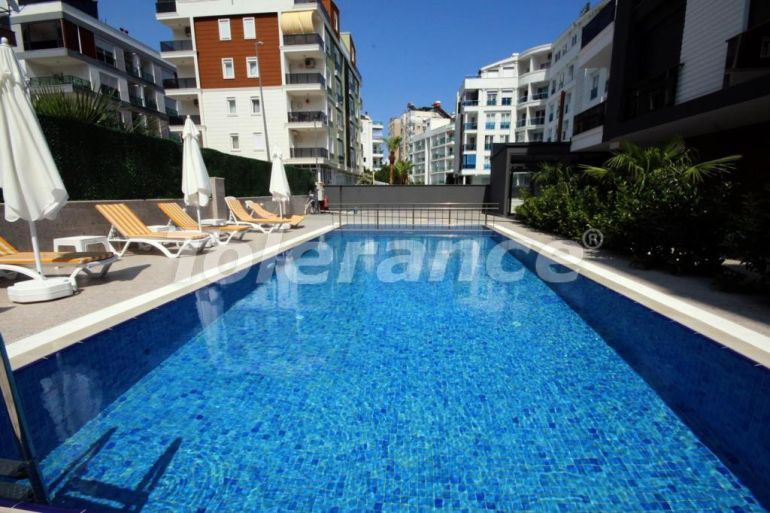 Modern apartments in Hurma, Konyaaltı in a complex with an outdoor pool - 44756 | Tolerance Homes