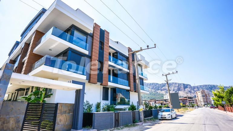 Resale apartment in Sarısu, Konyaaltı in a complex with a swimming pool - 44863 | Tolerance Homes