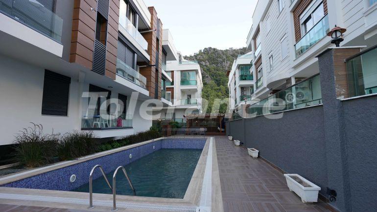 Resale apartment in Sarısu, Konyaaltı in a complex with a swimming pool - 44852 | Tolerance Homes