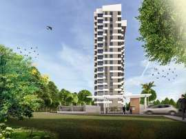 Modern apartments in Erdemli, Mersin in installments with possibility to obtain Turkish citizenship