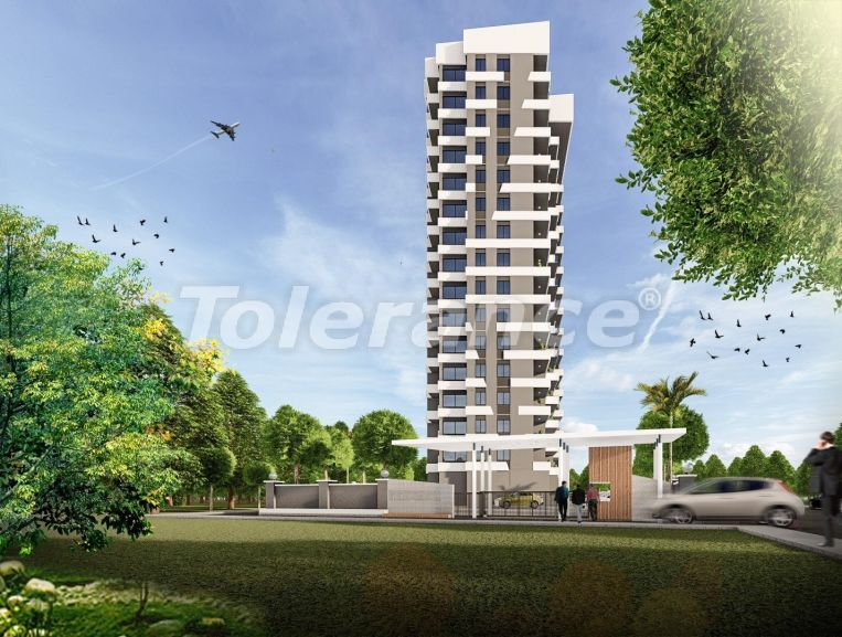 Modern apartments in Erdemli, Mersin in installments with possibility to obtain Turkish citizenship - 44900 | Tolerance Homes