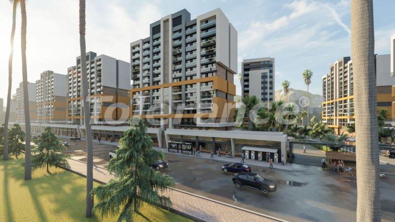 Commercial premises in Kepez, Antalya from the developer - 44925 | Tolerance Homes
