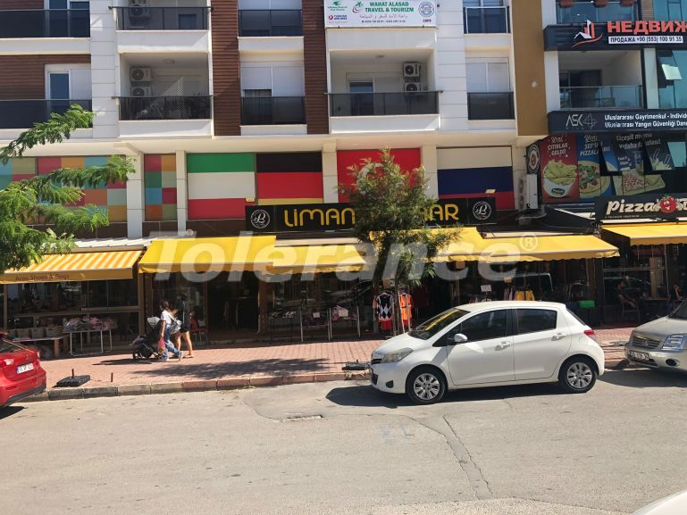 Commercial premises in Liman, Konyaalti on the main road with the possibility of obtaining Turkish citizenship - 44919 | Tolerance Homes