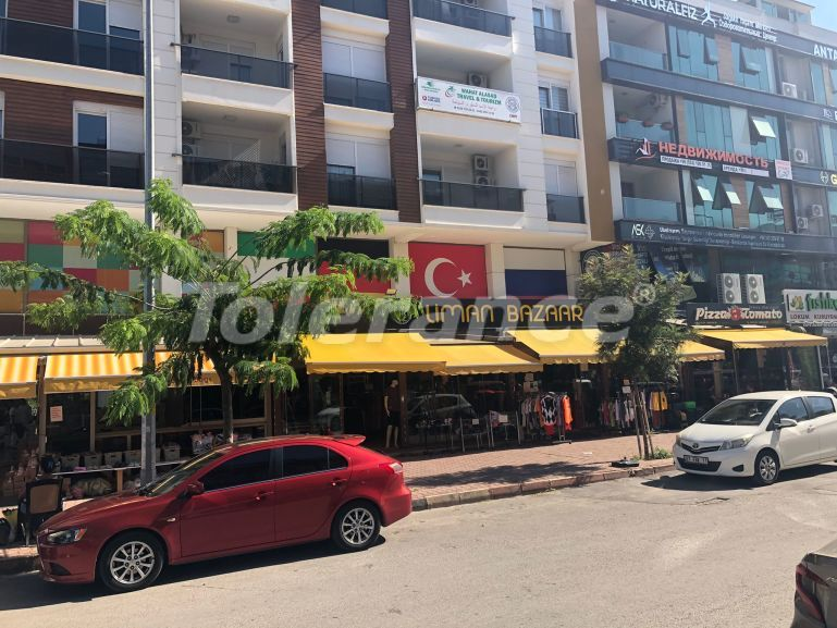 Commercial premises in Liman, Konyaalti on the main road with the possibility of obtaining Turkish citizenship - 44918 | Tolerance Homes