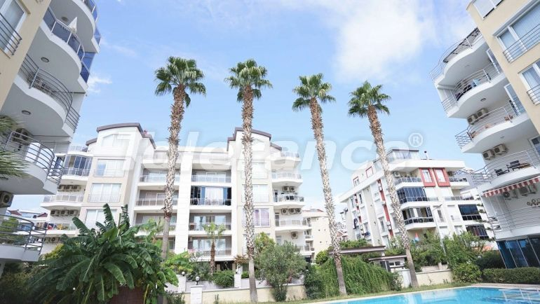 Two-bedroom resale apartment in Hurma, Antalya in a complex with a swimming pool - 44947   Tolerance Homes