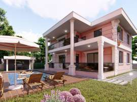 Luxury villas in Belek in installments with the possibility to obtain Turkish citizenship - 44926 | Tolerance Homes