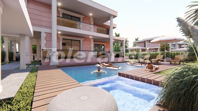Luxury villas in Belek in installments with the possibility to obtain Turkish citizenship - 44938   Tolerance Homes