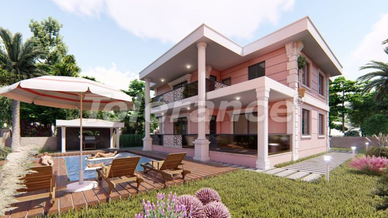 Luxury villas in Belek in installments with the possibility to obtain Turkish citizenship - 44926   Tolerance Homes