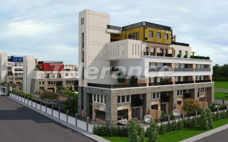 Spacious luxury apartments in Altıntaş, Antalya from the developer with installments up to 1 year - 44971 | Tolerance Homes