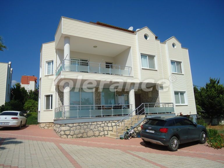 Second hand villa in Erdemli, Mersin in a complex with a swimming pool, with possibility to obtain Turkish citizenship - 45108   Tolerance Homes
