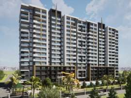 Spacious apartments in Erdemli, Mersin near the sea with the possibility of obtaining citizenship - 45261   Tolerance Homes