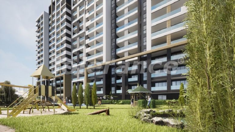 Spacious apartments in Erdemli, Mersin near the sea with the possibility of obtaining citizenship - 45264   Tolerance Homes