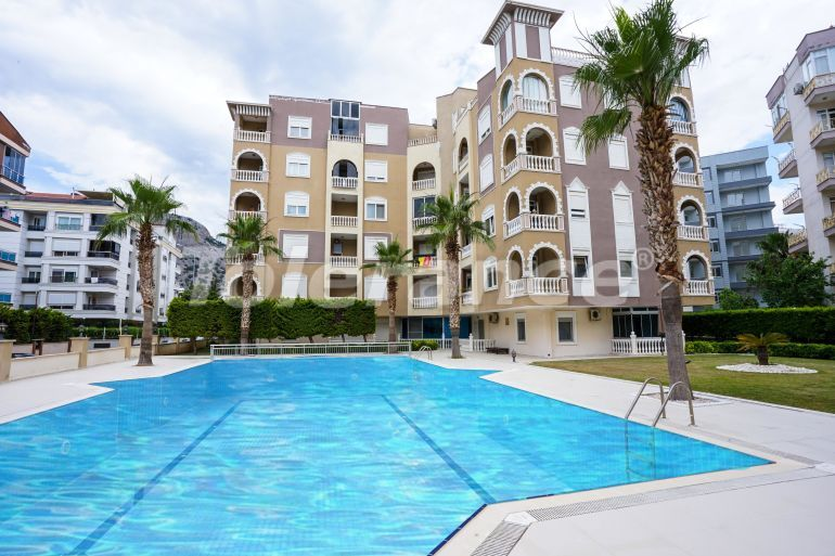 Apartment in Hurma, Konyaaltı with furniture and appliances in a complex with indoor and outdoor pools - 45410   Tolerance Homes
