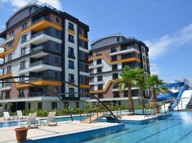 Luxury apartment in Kepez, Antalya in a modern complex with rich infrastructure