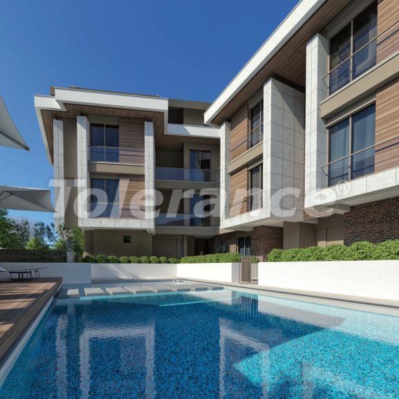Luxury apartments in Gürsu, Konyaaltı, 300 to the sea by installments from the developer - 45550   Tolerance Homes