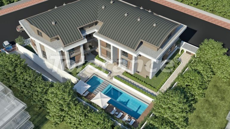 Luxury apartments in Gürsu, Konyaaltı, 300 to the sea by installments from the developer - 45547   Tolerance Homes