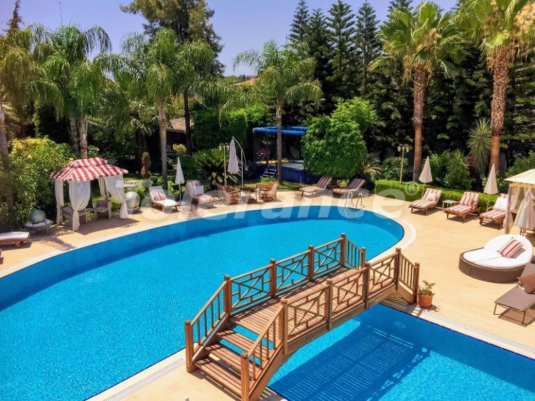 Boutique-apart hotel in Çamyuva, Kemer with a variety of rooms and wonderful territory - 45660   Tolerance Homes