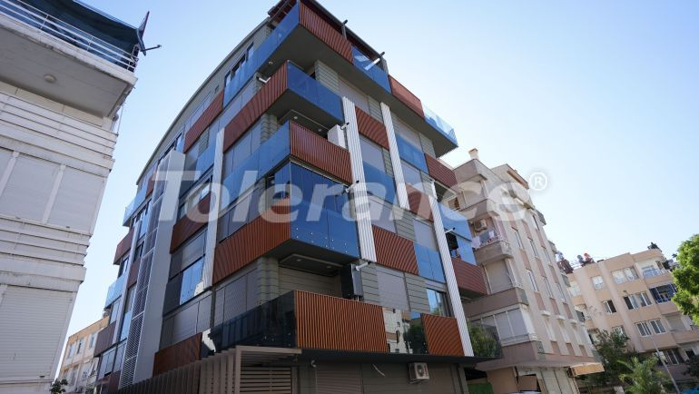 Two-bedroom apartment in the center of Antalya near the sea - 45699   Tolerance Homes
