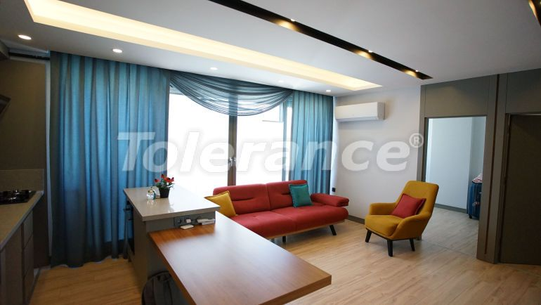 Two-bedroom apartment in the center of Antalya near the sea - 45685   Tolerance Homes