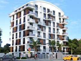 New modern apartments in Muratpaşa, Antalya by installments from the developer