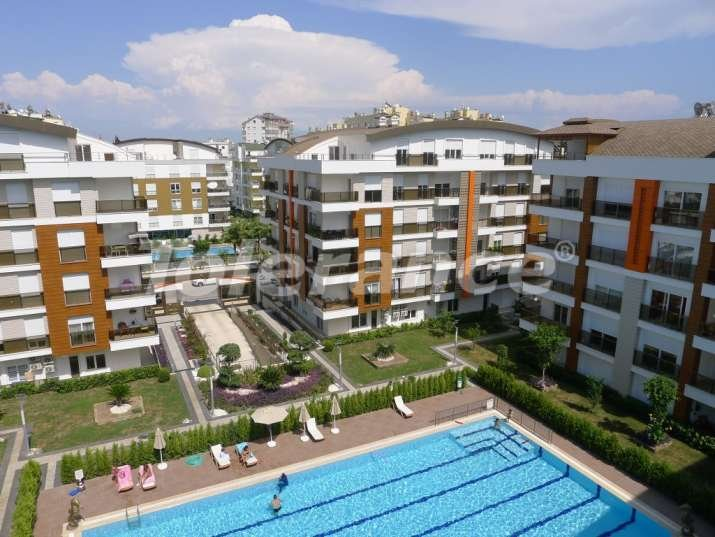 Apartments in Liman, Antalya near the sea - 715 | Tolerance Homes