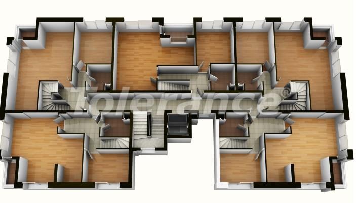 Apartments in Liman, Antalya near the sea - 764 | Tolerance Homes