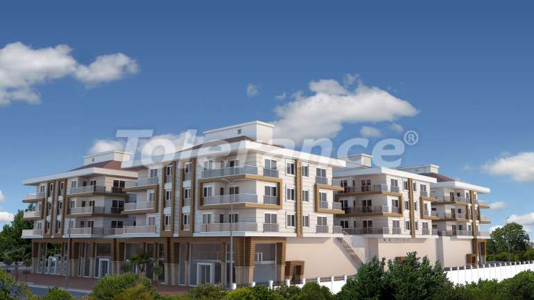 Spacious apartments and store areas in Kepez, Antalya - 1214 | Tolerance Homes