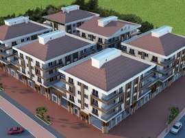 Spacious apartments and store areas in Kepez, Antalya - 1213 | Tolerance Homes