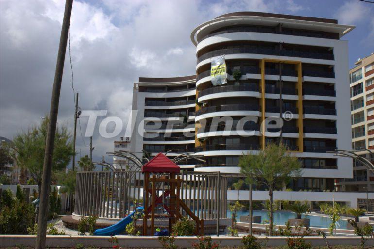 Luxury apartments in Liman, Konyaalti on the first coastline - 33545   Tolerance Homes