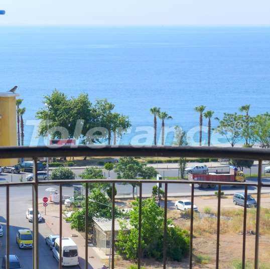 Spacious  apartment in Konyaalti, Antalya with sea view just 100 meters from the beach - 1676   Tolerance Homes