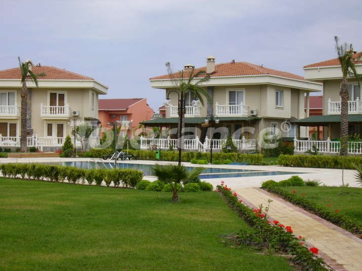 The complex of villas in Camyuva, Kemer with the Olympic pool - 1886 | Tolerance Homes