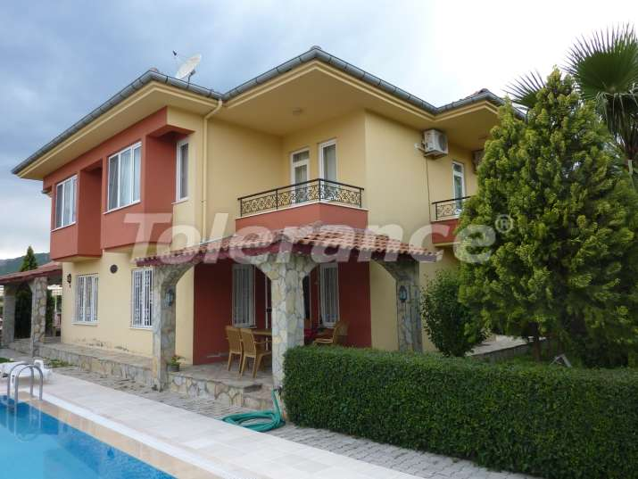 Resale villa in Camyuva, Kemer in 300 meters from the sea - 1990 | Tolerance Homes
