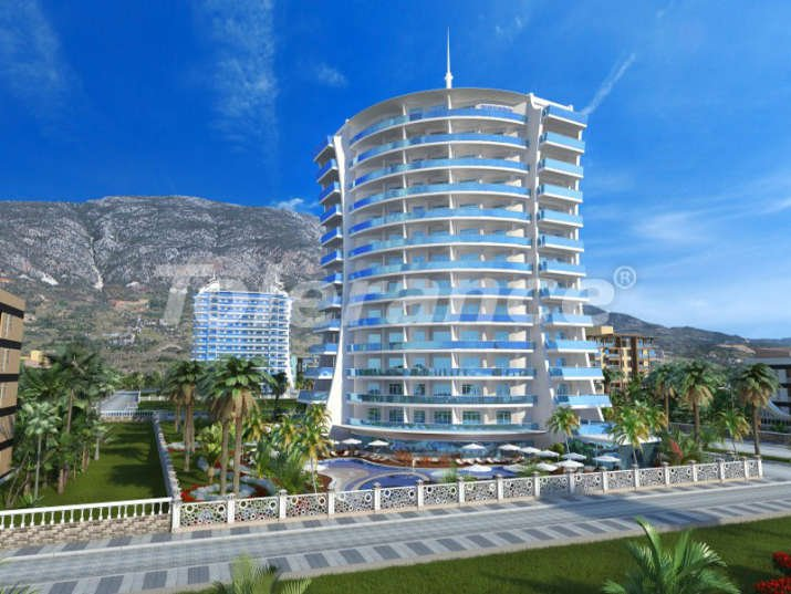 Apartments in Mahmutlar, Alanya in a complex with developed infrastructure - 2409 | Tolerance Homes