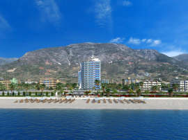Apartments in Mahmutlar, Alanya in a complex with developed infrastructure - 2411 | Tolerance Homes