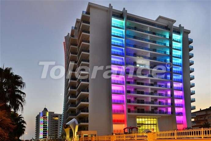Luxury apartments in Mahmutlar, Alanya 200 meters from the sea - 2496 | Tolerance Homes