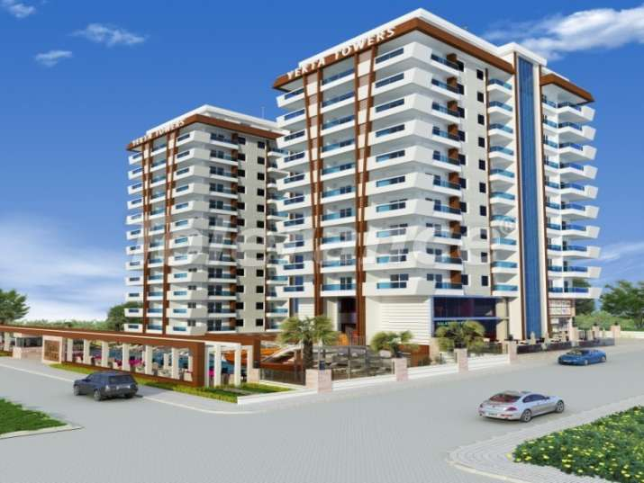 Luxury apartments in Mahmutlar, Alanya 400 meters from the beach - 2532 | Tolerance Homes
