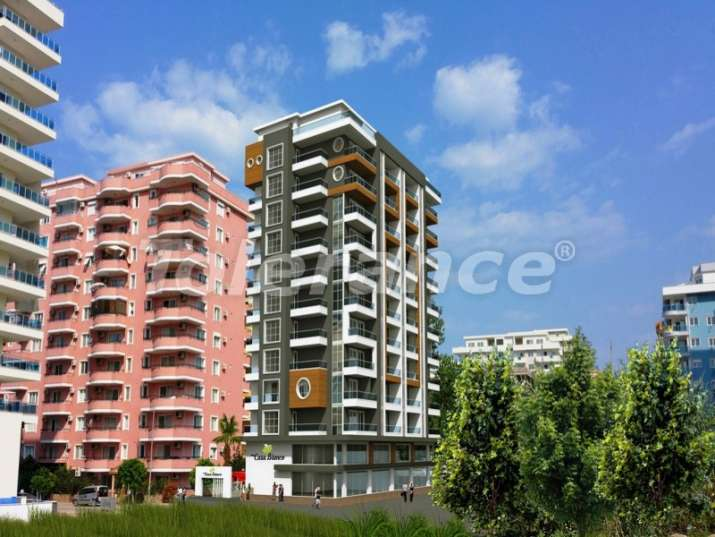 Luxury apartments in Mahmutlar, Alanya, an investment project near the sea - 2554 | Tolerance Homes