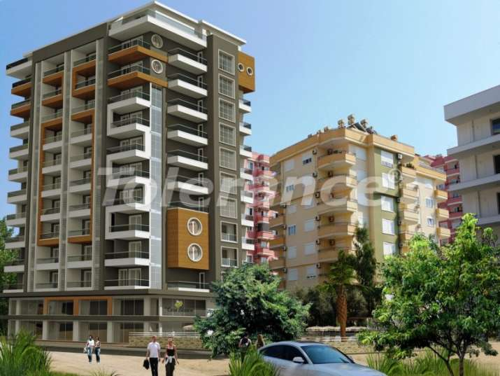 Luxury apartments in Mahmutlar, Alanya, an investment project near the sea - 2553 | Tolerance Homes