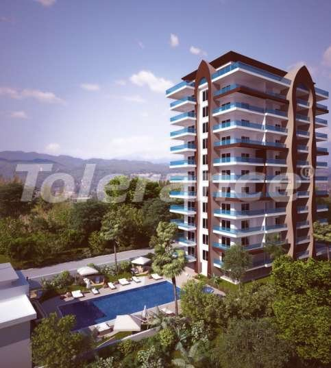 Apartments in Mahmutlar, Alanya from a reliable developer - 2611 | Tolerance Homes