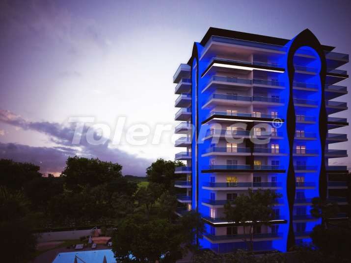 Apartments in Mahmutlar, Alanya from a reliable developer - 2612   Tolerance Homes