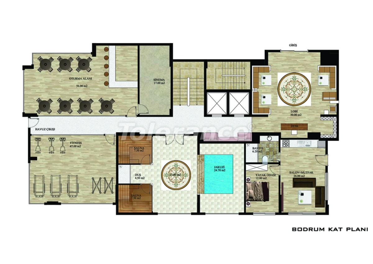 Apartments in Mahmutlar, Alanya from a reliable developer - 2625   Tolerance Homes