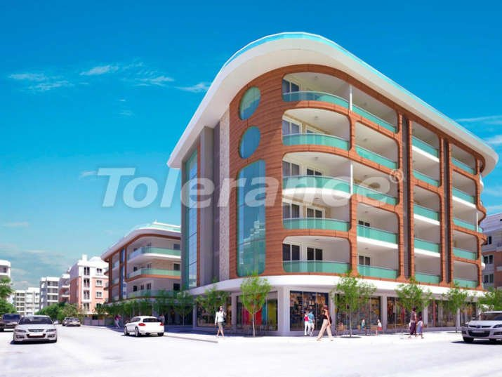 A new exclusive project in Alanya - 2627 | Tolerance Homes