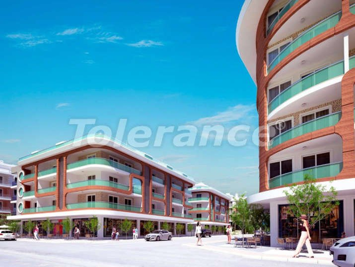 A new exclusive project in Alanya - 2628 | Tolerance Homes