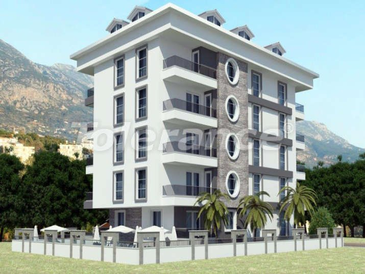 A new project in Alanya from a known developer - 2647 | Tolerance Homes