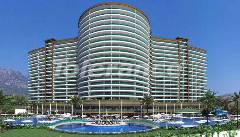 Unique hotel-style project in Kargicak, Alanya with the possibility of obtaining citizenship - 2721 | Tolerance Homes